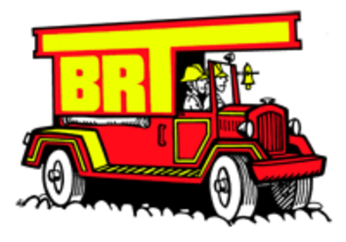 BRT Fire and Rescue Supplies logo