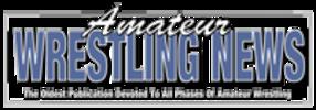 Amateur Wrestling News logo