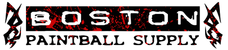 Boston Paintball logo