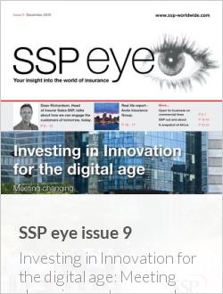 Insurance Software News: SSP eye issue 9