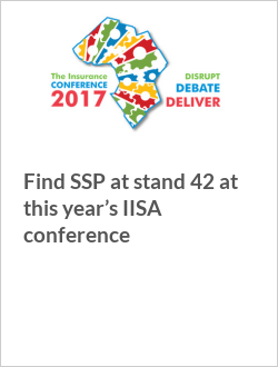Find SSP at stand 42 at this year's IISA conference