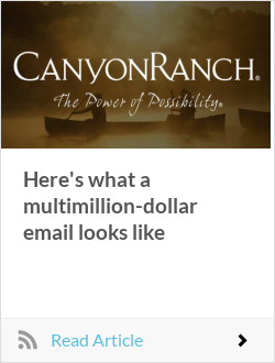 Here's what a multimillion-dollar email looks like