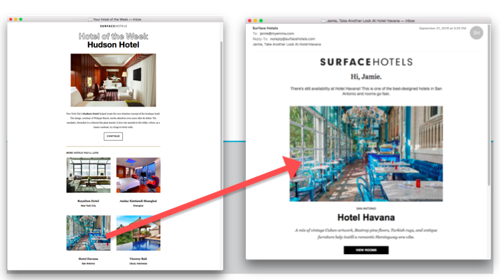 Surface-Hotels-email-example