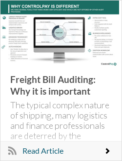 Freight Bill Auditing: Why it is important