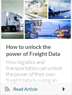 How to unlock the power of Freight Data