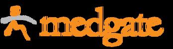 Medgate logo