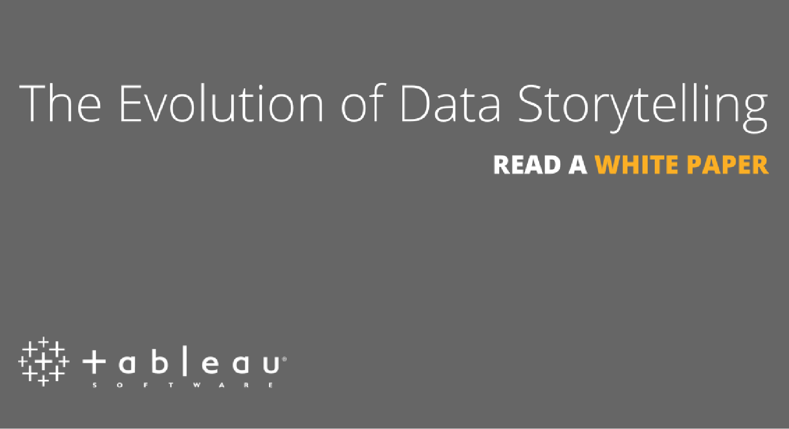 The Evolution of Data Storytelling