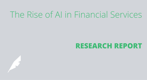 The Rise of AI in Financial Services