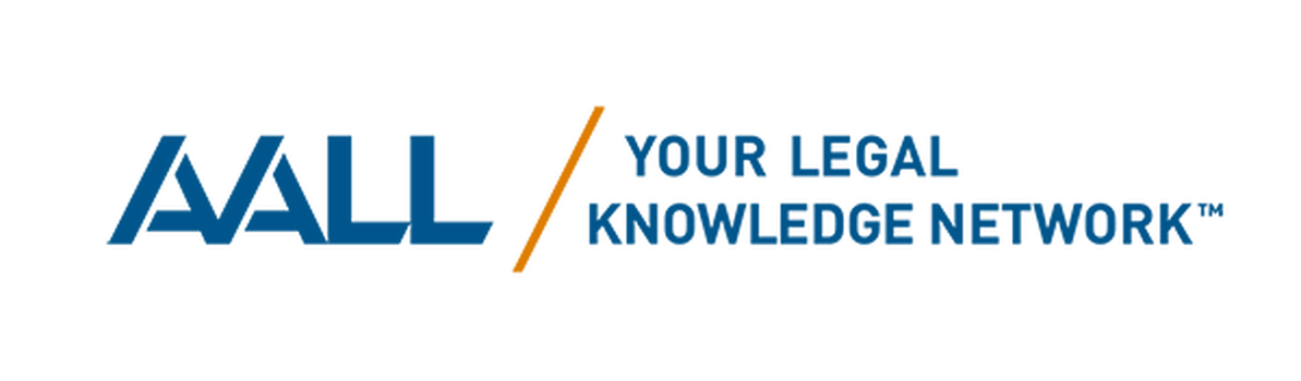 American Association of Law Libraries logo