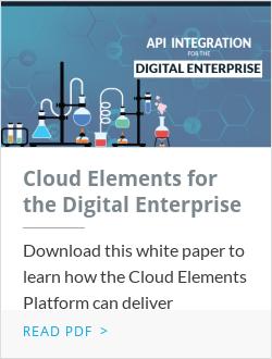 Cloud Elements for the Digital Enterprise