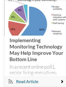 Implementing Monitoring Technology May Help Improve Your Bottom Line