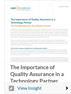 The Importance of Quality Assurance in a Technology Partner