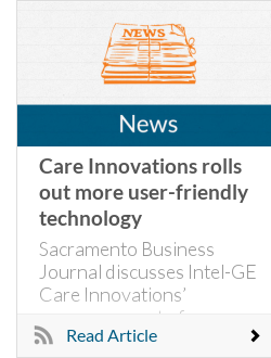 Care Innovations rolls out more user-friendly technology