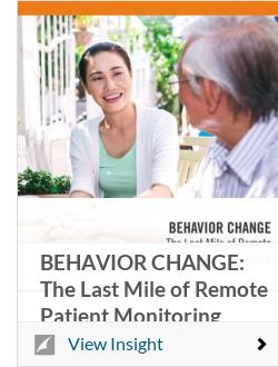 BEHAVIOR CHANGE: The Last Mile of Remote Patient Monitoring