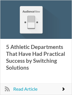 5 Athletic Departments That Have Had Practical Success by Switching Solutions