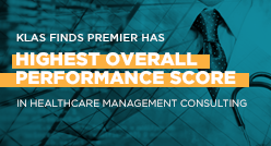 KLAS Finds Premier Has Highest Overall Performance in Healthcare Management Consulting
