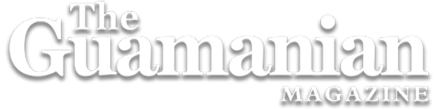 The Guamanian Magazine logo