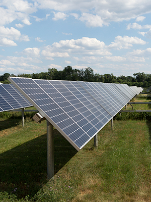 The benefits of commercial solar power can be realized in many ways