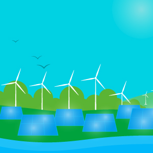 Renewable energy is becoming a fundamental businesses consideration