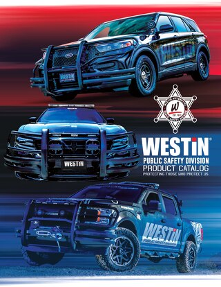 Westin Public Safety Catalog