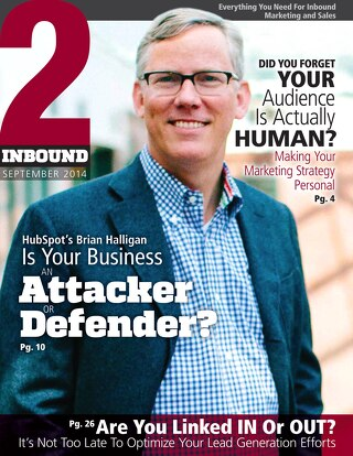 2Inbound- The Strategy Issue, September 2014
