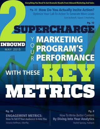 2Inbound, Metrics & Analytics- May 2015