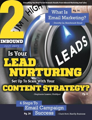 2Inbound- July 2015 Email Marketing