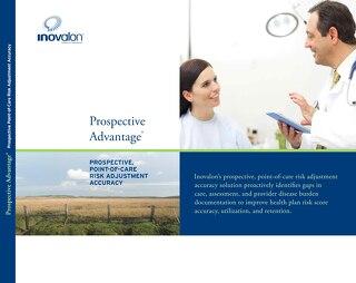 Prospective Advantage Risk Adjustment Accuracy