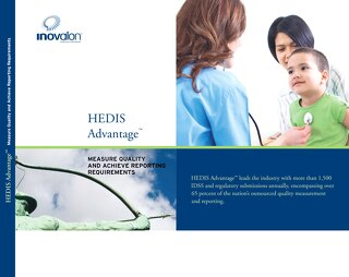 HEDIS Advantage Quality Solution