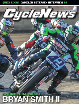 Cycle News 2015 Issue 36 September 9