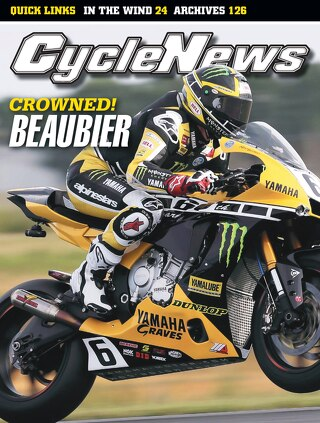 Cycle News 2015 Issue 37 September 15