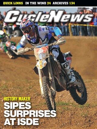 Cycle News 2015 Issue 38 September 22