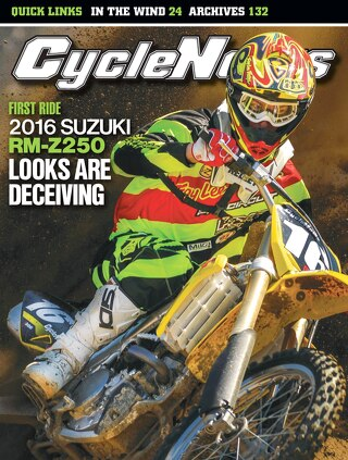 Cycle News 2015 Issue 39 September 29
