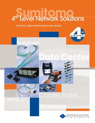 Sumitomo Level Data Center Solutions Catalog