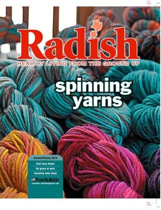 Radish Magazine January 2015