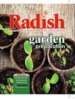 Radish Magazine March 2015