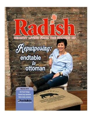 Radish Magazine May 2015