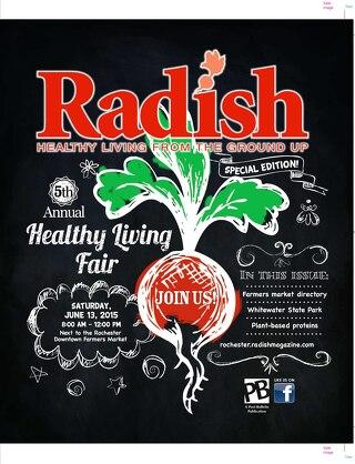 Radish Magazine June 2015