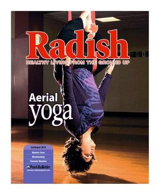 Radish Magazine July 2015