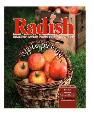 Radish Magazine September 2015