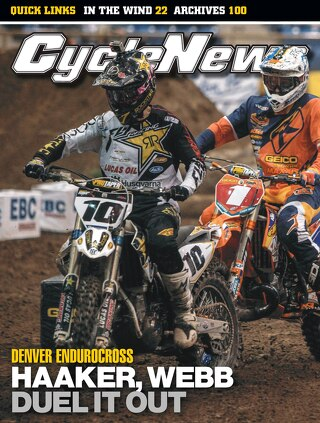 Cycle News 2015 Issue 40 October 6
