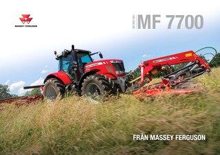 MF 7700 Broschyrer - SE