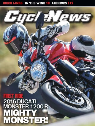 Cycle News 2015 Issue 41 October 13