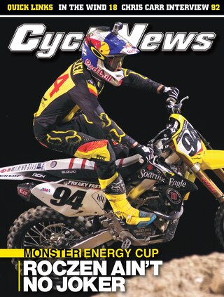 Cycle News 2015 Issue 42 October 20