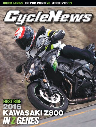 Cycle News 2015 Issue 44 November 3