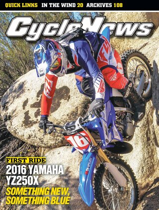 Cycle News 2015 Issue 46 November 17