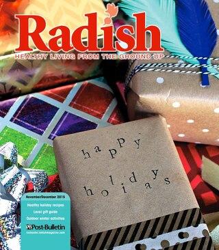 Radish Magazine November 2015