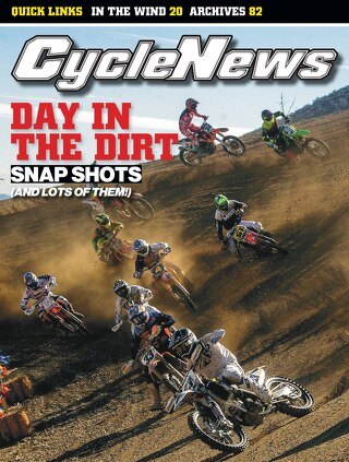 Cycle News 2015 Issue 49 December 8