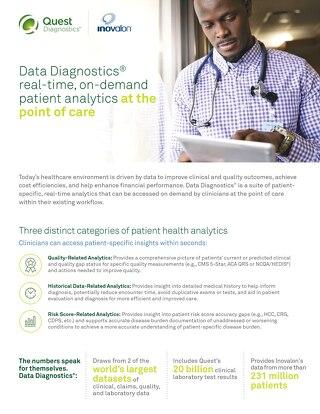 Data Diagnostics