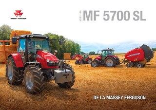 MF 5700 SL - RO